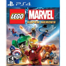 LEGO Marvel Super Heroes 1 (Rating 9.0)