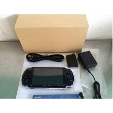 PSP SCPH-3000 Black (Refurbish from Sony) + Pouch SONY