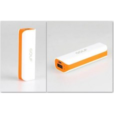 GOLF 2.600 mAh (White-Orange list)