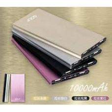 20% GOLF 10.000 mAh Metal/Iron (Silver)