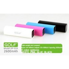 GOLF 2.600 mAh (Blue)