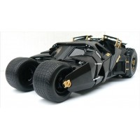 The Dark Knight Trilogy Batmobile Hot Wheels (1:18)
