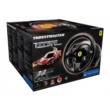 Thrustmaster T300 FERRARI GTE Wheel with 2Metal Pedal