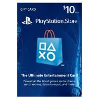 PSN USD 10,- R1 US (Physical Card) (Ready)