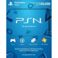 PSN Rp 100.000,- R3 Asia (Code)