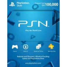PSN Rp 100.000,- R3 Indonesia (Code)