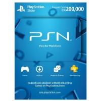 PSN Rp 200.000,- R3 Asia (Code) (Ready)