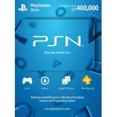 PSN Rp 400.000,- R3 Indonesia (Code) (Ready)