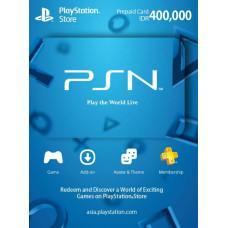 PSN Rp 400.000,- R3 Asia (Code) (Ready)