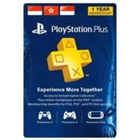 PSN Plus 12 Bulan R3 Asia (Code) (Ready)