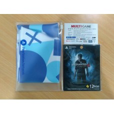 PSN Plus 12Bulan Asia R3 (Uncharted4 Collector Card Edition) + Cooling Towel