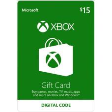 Xbox Live USD 15,-