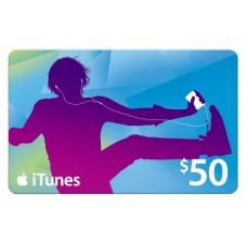 ITunes USD 50,-