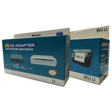 Wii U Adaptor 220V for Console & Pad (Third Party)