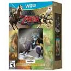 Legend of Zelda Twilight Princess with Amiibo