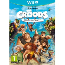 The Croods : Prehistoric Party