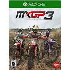 MX GP3 The Official Motocross Videogame