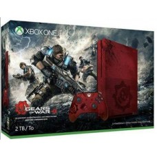 XBOX ONE S (2 TB) Gear of War4 Limited Red Edition