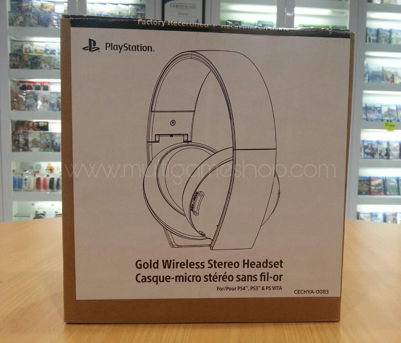 Playstation Gold Wireless Headset Black Dolby 71 Revo Voucher Ps Plus Asia Indonesia 12 Bulan There Are No Reviews For This Product