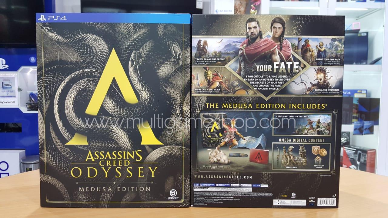 Assassin Creed Odyssey Medusa