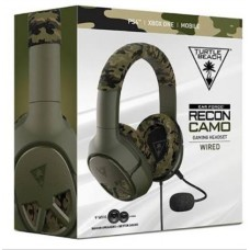 Turtle Beach Wired Ghost Recon Camo Headset