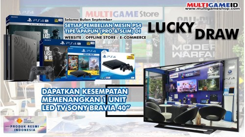 LUCKY DRAW SEPT ( TV )