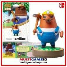 Resetti Amiibo Animal Crossing Series
