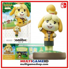 ISABELLE Amiibo Animal Crossing Series