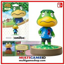 Kapp'n Amiibo Animal Crossing Series