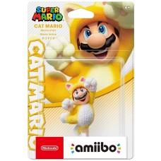CAT MARIO Amiibo Super Mario Series