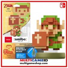 Link Amiibo The Legend Of Zelda 8Bit