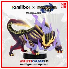 Amiibo Magnamalo Monster Hunter Edition