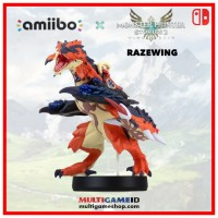 Amiibo RAZEWING Ratha Monster Hunter Stories Edition