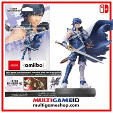 CHROM Amiibo Super Smash Bros Series