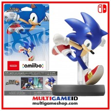SONIC Amiibo Super Smash Bros Series