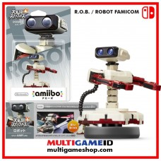 R.O.B. ROBOT FAMICON COLORS V2 Amiibo Super Smash Bros Series