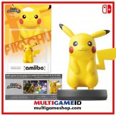 Pikachu Amiibo Super Smash Bros Series