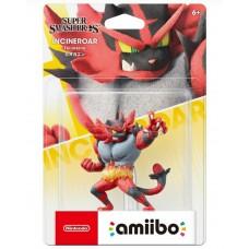 INCINEROAR Pokemon Amiibo Super Smash Bross Series