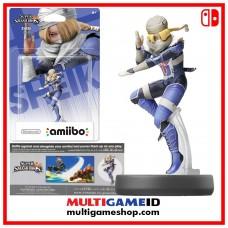 SHEIK Amiibo Super Smash Bros Series