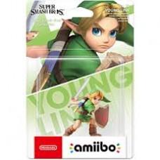 YOUNG LINK ZELDA Amiibo Super Smash Bros Series
