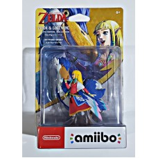 —PO2– Zelda & Loftwing Amiibo Legend of Zelda SkyWard Sword Edition