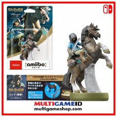 LINK RIDER Amiibo Legend of Zelda Breath of the Wild Series