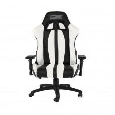 Brazen Sultan Elite PC Gaming Chair (Black/White)