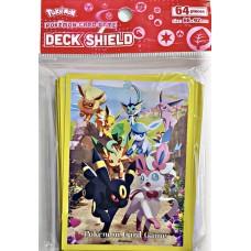 Pokemon Card Sleeve Eevee Heroes 9315409