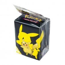 Pokemon Card Pikachu Deck Box