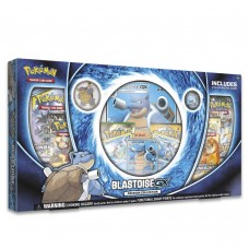 Pokemon TCG Blastoise GX Box