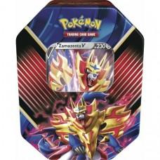 Pokemon TCG Galar Tin Chest 20Q2