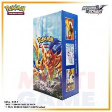Pokemon TCG Indonesia Seri SC1a Pedang&Perisai Booster Box (20 Booster Pack)