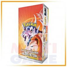 Pokemon TCG Indonesia Seri 5b Tag Team Booster Box (20 Booster Pack)