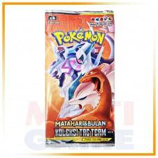 Pokemon TCG Indonesia Seri 5b Tag Team Booster Pack (4 kartu)
